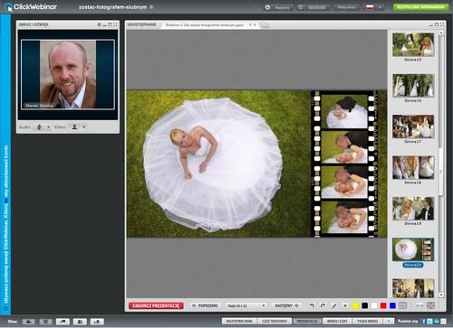 webinar Jak zostać fotografem ślubnym