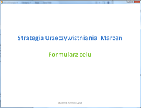 Formularz celu video