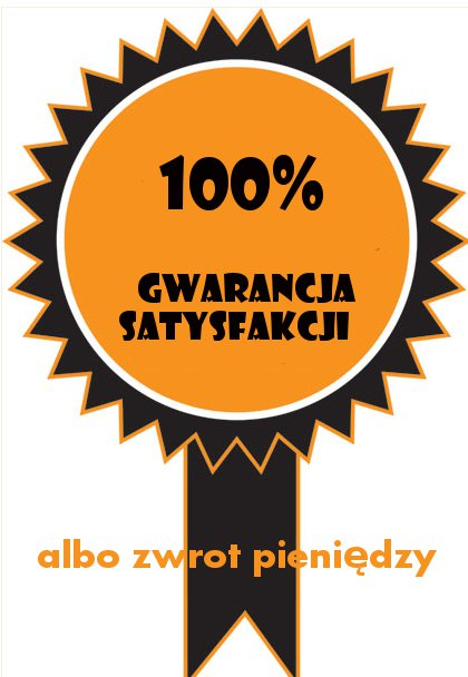 Gwarancja 100%