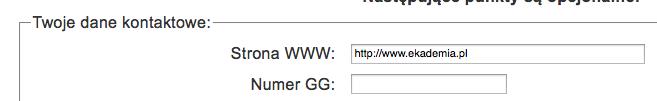 Numer GG