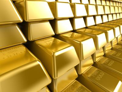 Sztabi złota